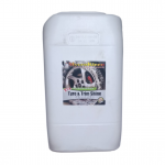Tyre shine water based (white) with trigger